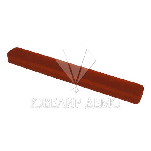 Футляр «пенал» красный, для браслета.