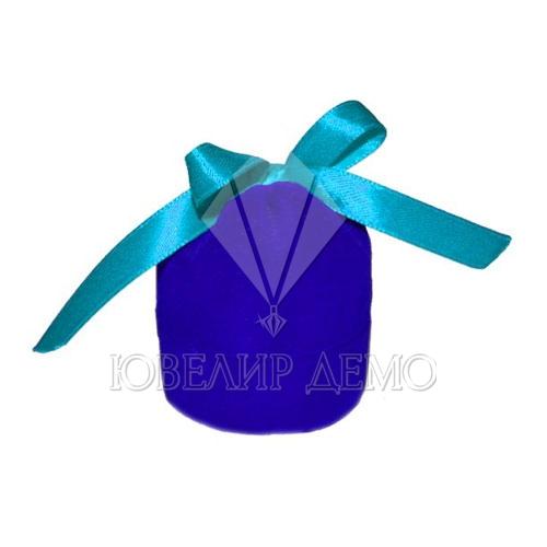 Футляр «мешок большой» синий универсальная прорезь