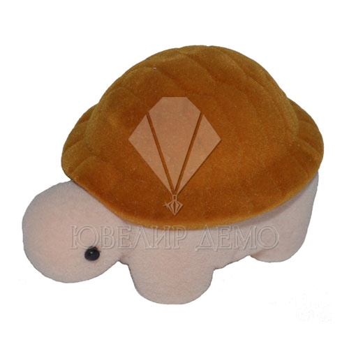 Футляр «черепашка» коричнево-бежевый