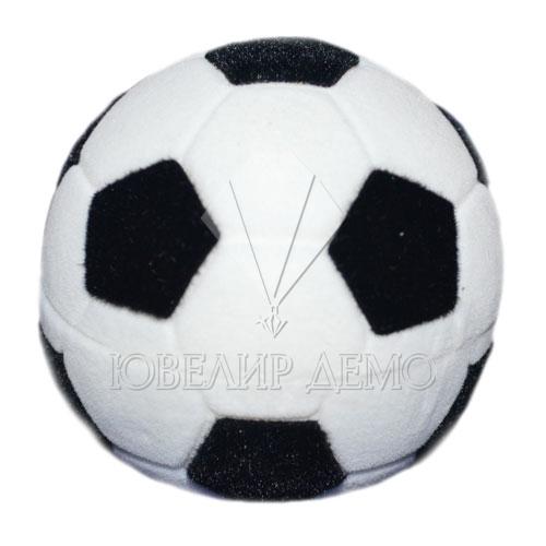 Футляр «мячик» черный универсальная прорезь
