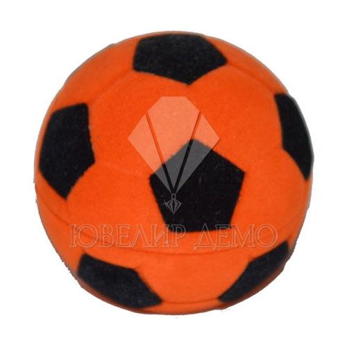 Футляр «мячик» оранжевый универсальная прорезь
