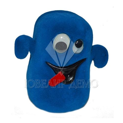 Футляр «каспер» синий универсальная прорезь