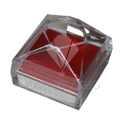 Футляр «кристалл», универсальная прорезь.