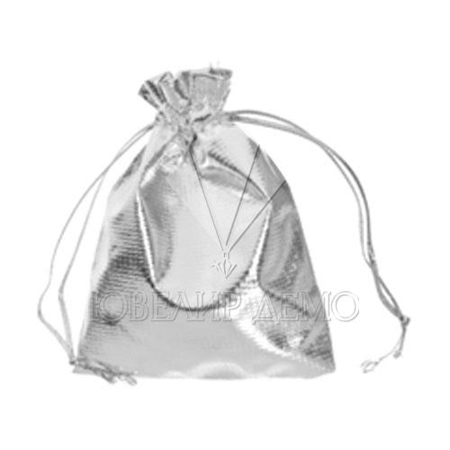 Мешок серебряный 5х7 см