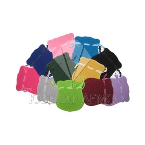Мешок разноцветный 6х7 см