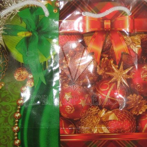 Пакет подарочный 10х14 см (большой)