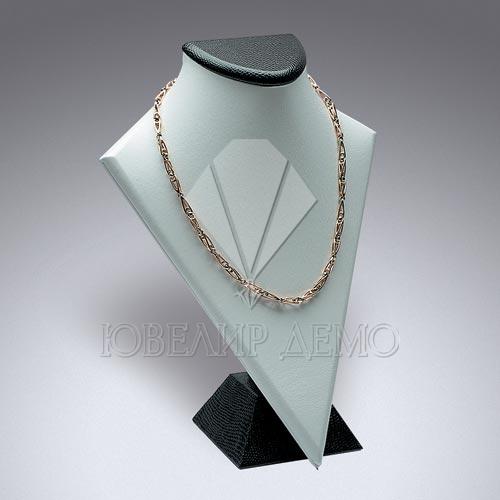 Бюст ювелирный треугольный Ювелир Демо