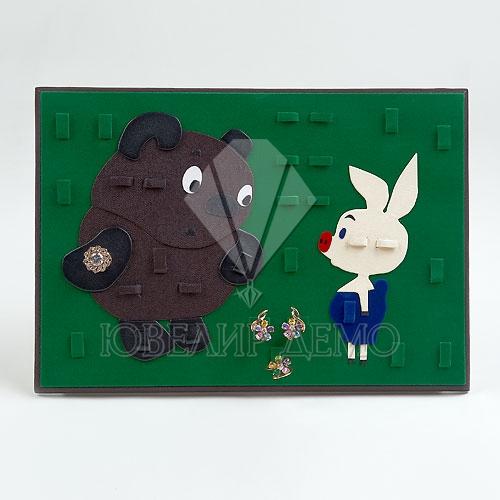Планшет «Винни Пух и Пятачок» (300x210)