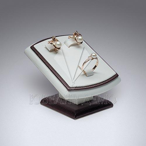 Подставка ювелирная под комплект «зеркало» Ювелир Демо