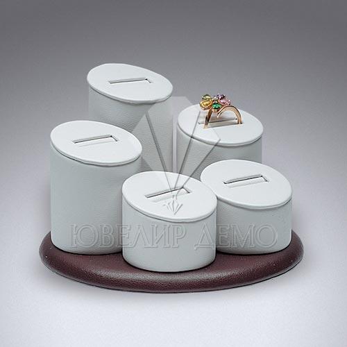 Соты ювелирные на подставке для колец Ювелир Демо