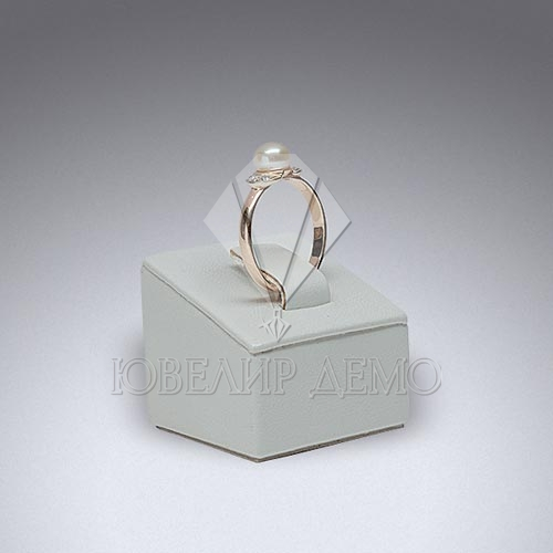 Подставка ювелирная под кольцо «кубик» Ювелир Демо