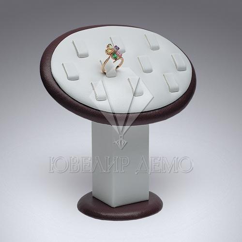 Подставка ювелирная под кольца Ювелир Демо