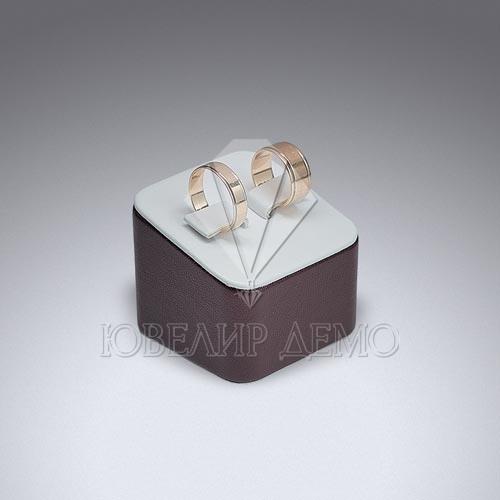 Подставка ювелирная для обручальных колец Ювелир Демо