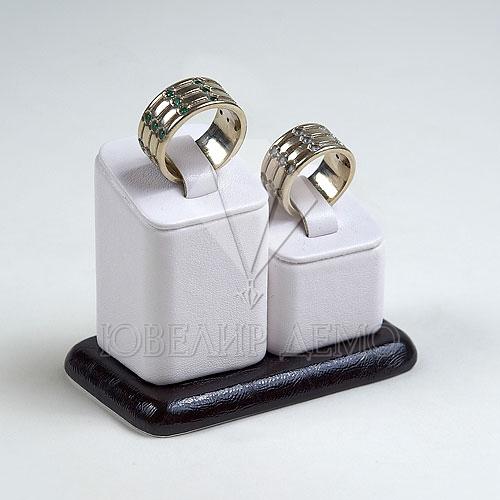 Подставка под обручальные кольца (75x45x60)