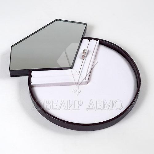 Планшет демонстрационный с зеркалом (225x275x25)