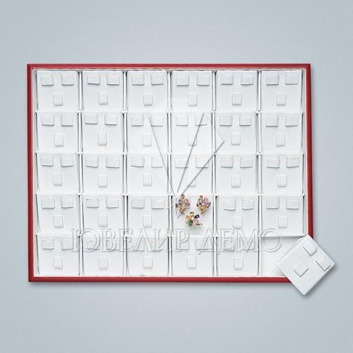 Планшет ювелирный кармашки под гарнитуры Ювелир Демо