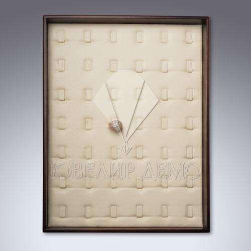 Планшет ювелирный язычки под кольца Ювелир Демо