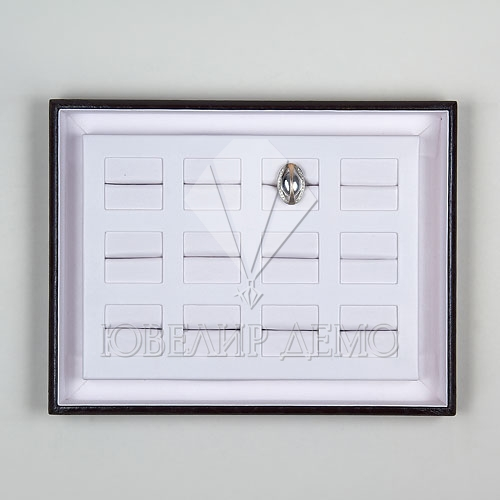 Планшет ювелирный для колец (310x240x35) Ювелир Демо