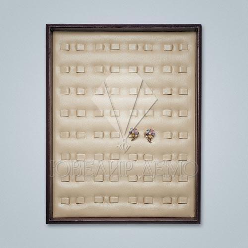Планшет ювелирный язычки под серьги Ювелир Демо