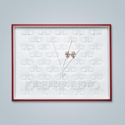 Планшет ювелирный под серьги шахматка Ювелир Демо