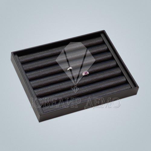Планшет ювелирный валики широкие горизонтальный универсальный Ювелир Демо