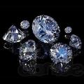 Бриллианты - самые известные среди драгоценных камней